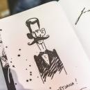 11.10.2018 - Predstavitev stripa Ivan Cankar: podobe iz življenja
