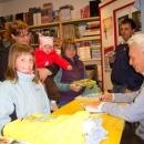 14.04.2011 - Miki Muster podpisuje 4. knjigo