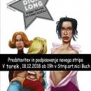 18.12.2018 - Predstavitev stripa Dick Long 4