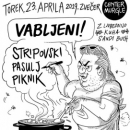 23.04.2019 - Strippasuljpiknik Strip.art.nice Buch