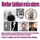 Maribor Ljubljani vrača udarec