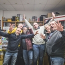 29.11.2018 - Strippasuljpiknik Strip.art.nice Buch