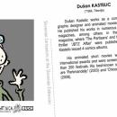 Razglednica - Dušan Kastelic